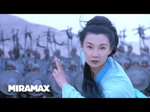 Hero  'Alone' HD  Jet Li, Maggie Cheung  MIRAMAX