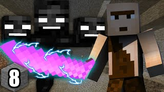Kita Summon Wither Boss! - Minecraft Jaman Batu (8)