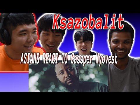 ASIANS REACT TO Cassper Nyovest - Ksazobalit (Official Music Video)