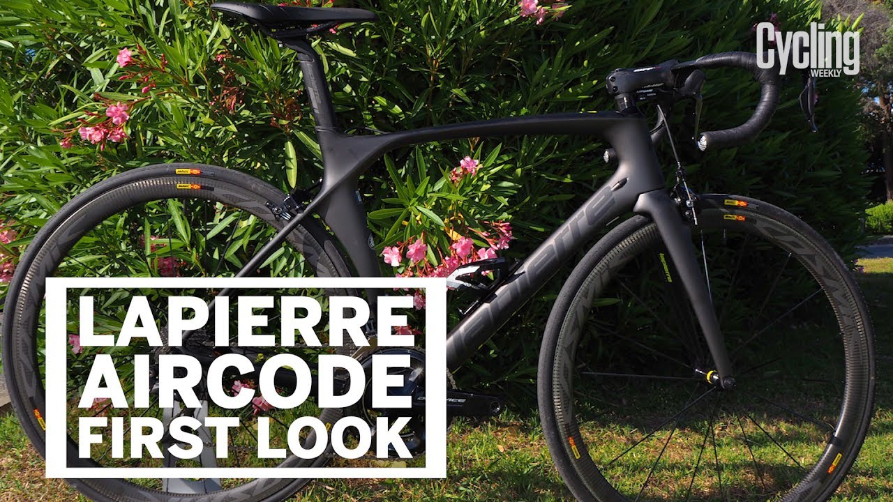 7b9bd6cee0a Lapierre Aircode | First Look | Cycling Weekly - YouTube
