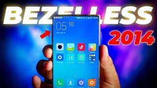 Worlds First Bezel-less Smartphone! Sharp Aquos Crystal 2021|Hindi