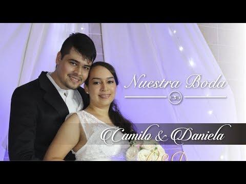 Boda Camilo & Daniela Trailer D