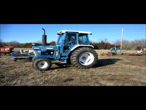 Ford 6610 tractor with loader for sale | sold at auction March 28, 2012