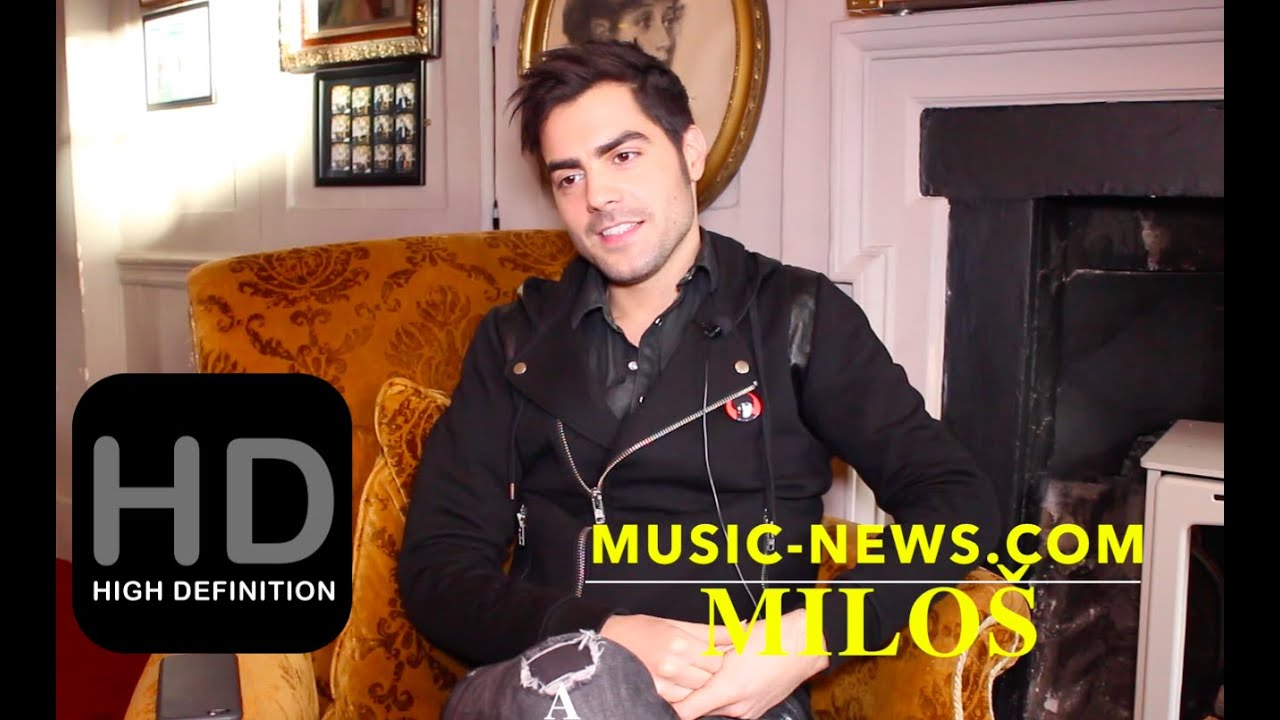 Milos I Interview I Music-News.com