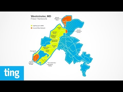 Westminster, MD, meet Ting Internet | Ting