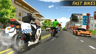 POLICE BIKE RACING FREE GAME 2019 - Bike Games - Android Games - Motorcycle Wala Game For Android