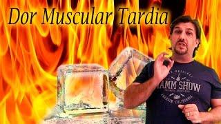 No tempo frio dor muscular