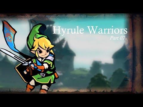Hyrule Warriors Definitive Edition Pt7 Annoying Bokoblin Youtube