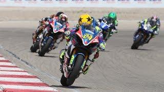 EBC Brakes Superbike Race 1 Highlights at Utah 19