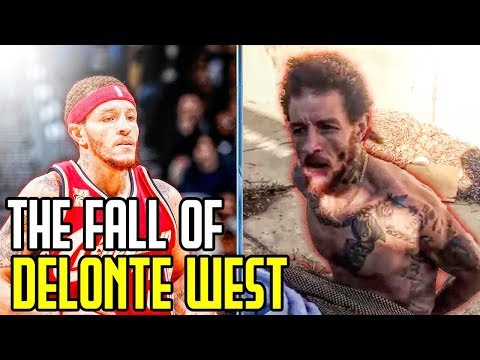 The Story Behind The Tragic Fall Of Delonte West….