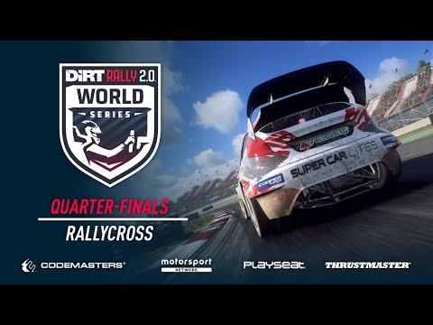 Rallycross Quarter-Finals - DiRT Rally 2.0 World Series