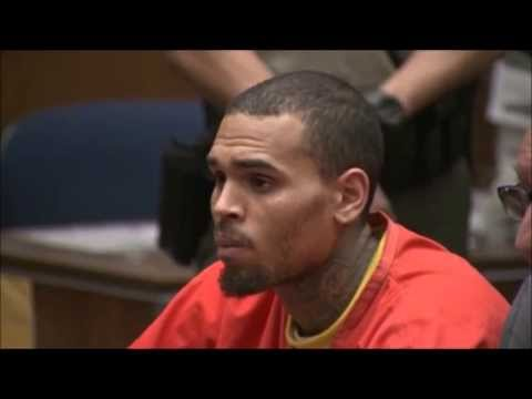 Chris Brown Sentenced to One Month in Jail