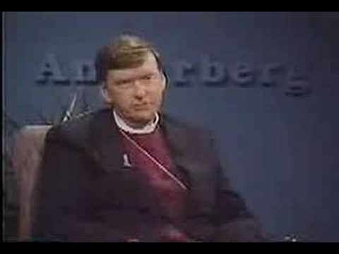 5-15 Bishop Spong -VS- Dr. Martin - Topic : Sexual Ethics