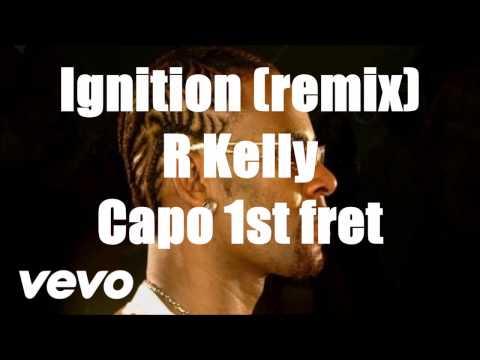 ignition (remix) r kelly lyrics and chords