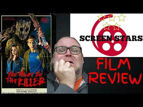 You Might Be The Killer (2018) Horror, Comedy Film Review (Alyson Hannigan, Fran Kranz)