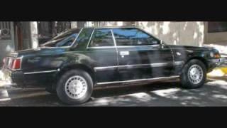 Mitsubishi galant sapporo super touring año 1981 chocada, en venta