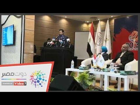 وزير الرياضة: علينا استثمار بطولة إفريقيا  - 13:55-2019 / 1 / 14