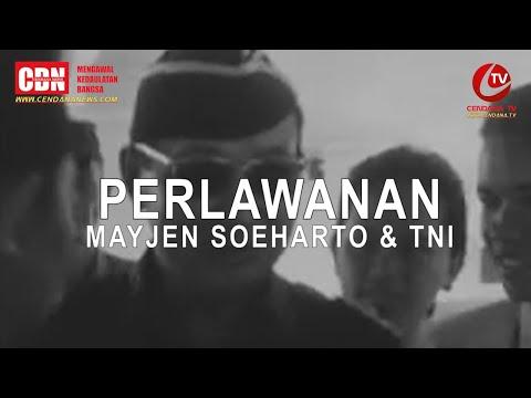 Presiden Soeharto (10): G30S/PKI   Perlawanan Mayjen Soeharto & TNI Seri-6.1