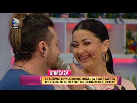 Te vreau langa mine! (12.04.2017) - El a ramas in Bucuresti, ea a ales Spania