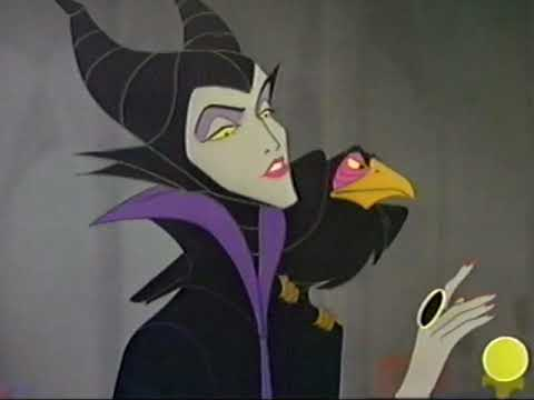 Download Sleeping Beauty (1959) - Arrival of Maleficent / Burning of Spindles