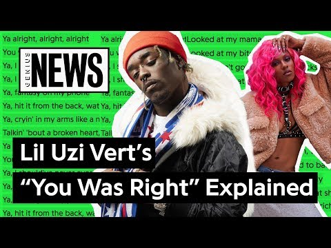 """Looking Back At Lil Uzi Vert's """"You Was Right""""   Song Stories"""