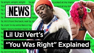 "Looking Back At Lil Uzi Vert's ""You Was Right"" 
