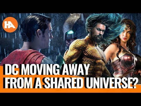 Aquaman's Success Shifts Focus Away From The Shared DC Universe
