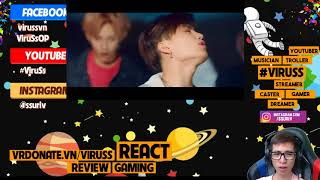 "VIRUSS REACTION ""NCT 127 'Chain' MV"""