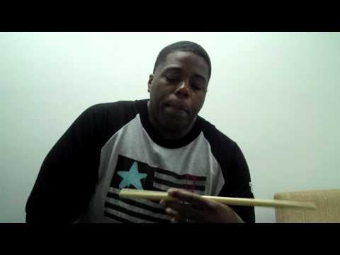 Aaron Spears talks about his signature Vic Firth sticks