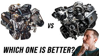 6.0L vs 7.3L Powerstroke: Which One is Better?