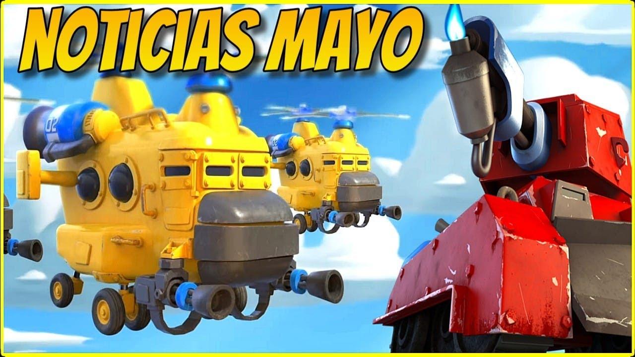 NOTICIAS MAYO [ BOOM BEACH 2021]
