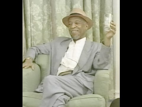 Benny Powell part 1 Interview by Dr. Michael Woods - 7/27/1995 - NYC