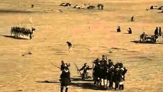 The Crimean War. Alma battle