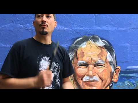 Honoring Oscar López Rivera in East Harlem