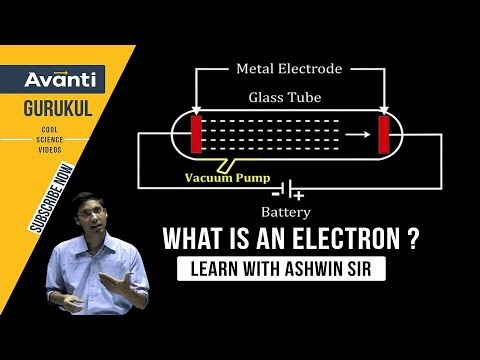 What is an Electron | Charge on Electron & Dalton