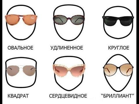 Как подобрать очки на лето  Тренды 2016  Советы стилиста