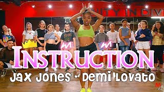 Jax Jones - Demi Lovato - Instructions - choreography by - Brooklyn jai