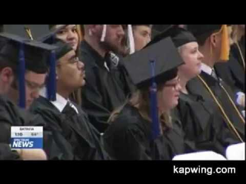 Spectrum News - Spring 2018 Commencement