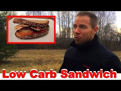 st ndig hunger im fr hling low carb sandwich zum mitnehmen youtube. Black Bedroom Furniture Sets. Home Design Ideas