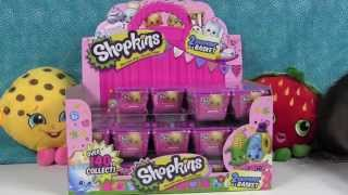 Shopkins Season 2 Full Box Opening Unboxing Worst Box EVER