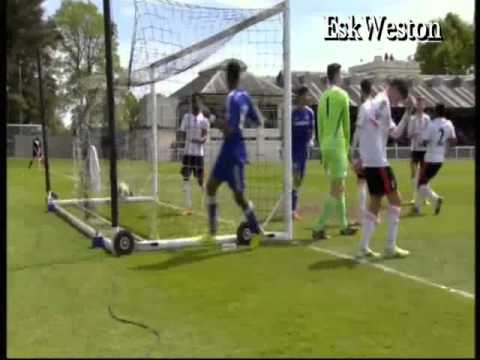Chelsea U21's v Fulham U21's (A) 14/15