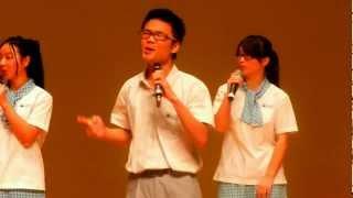 Publication Date: 2012-07-11 | Video Title: 唯獨你是不可取替 許志安by(何向亮 無伴奏)伊利沙伯中學舊