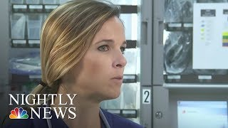 How Companies Are Usually Geofence Technology to Find New Hires | NBC Nightly News