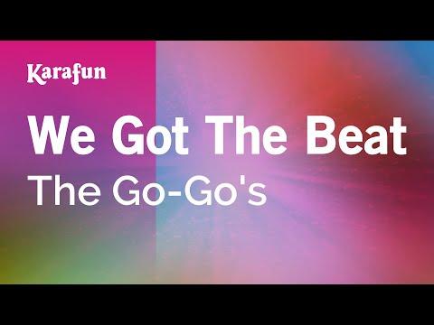 Karaoke We Got The Beat - The Go-Go's *
