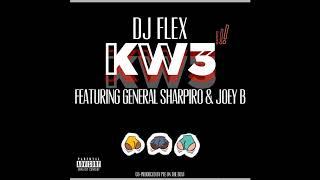 DJ Flex - Kw3 (Feat. General Sharpiro & Joey B)
