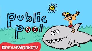 Growing Up Shark | PUBLIC POOL