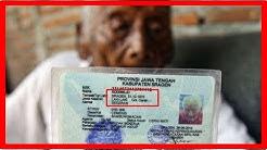 Mbah Gotho: der angeblich älteste Mensch der Welt