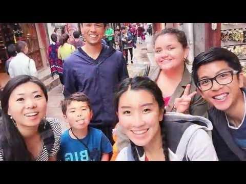 2016 Summer St. Ignatius College Prep. Trip to China
