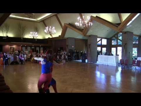 Spring 2017 Showcase - Routine - Quickstep - Michael Morrison & Jessica Maughan