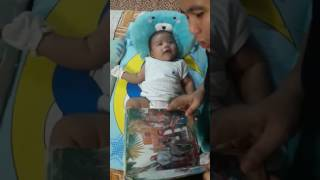 Baby JV story time
